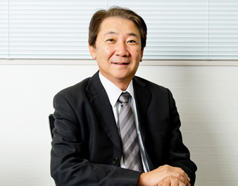 代表取締役 泉  敏行の写真